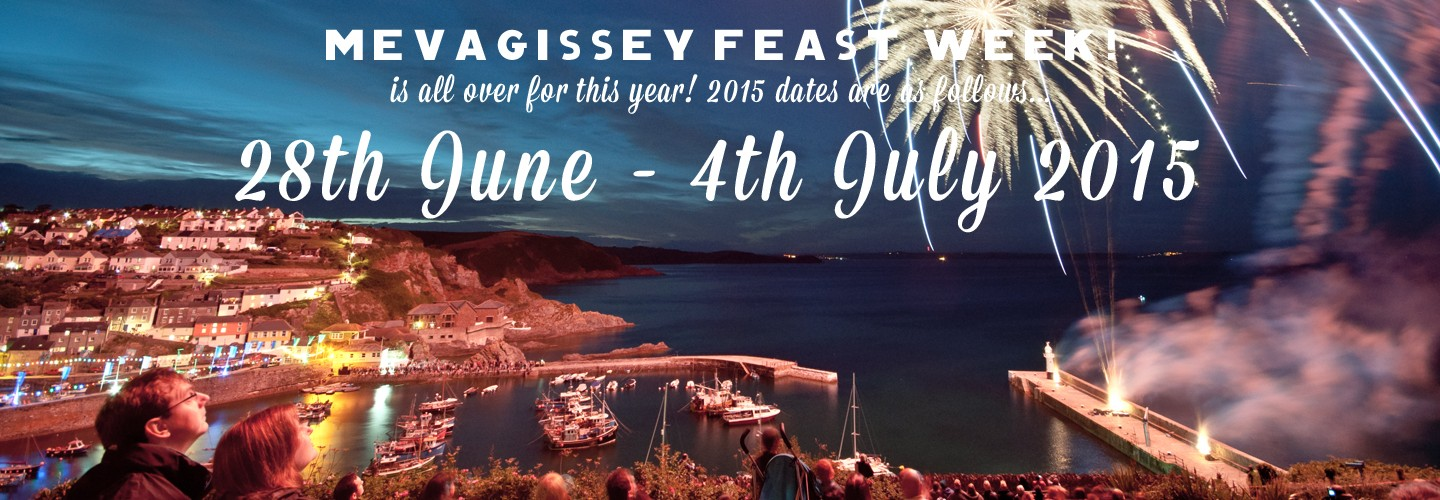 2015 Mevagissey Feast Week